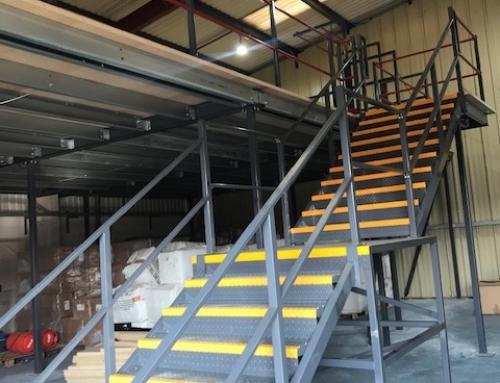 £15,000 Mezzanine Floor In Barnsley