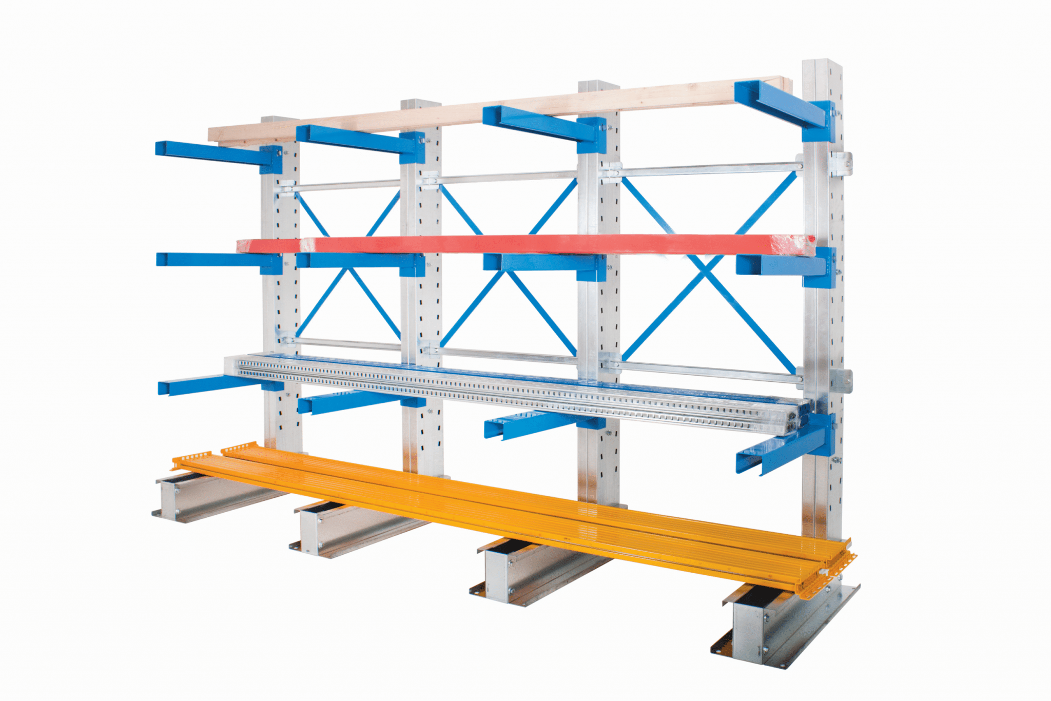 Anco Light Duty Cantilever Racking