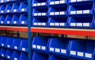 Anco Plastic Storage Bins Environment