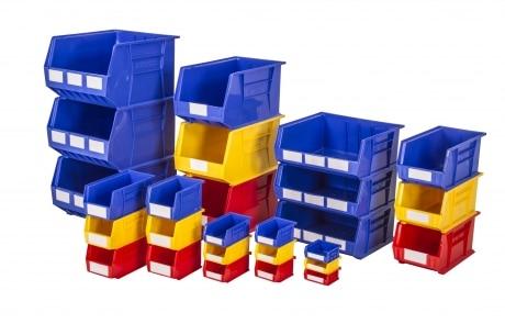Anco Plastic Storage Bins