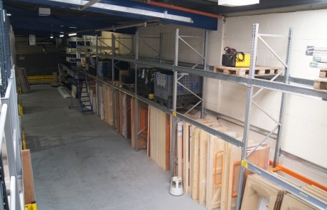 Pallet Racking st Leger homes