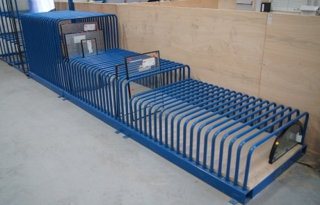 Sheet Storage Rack