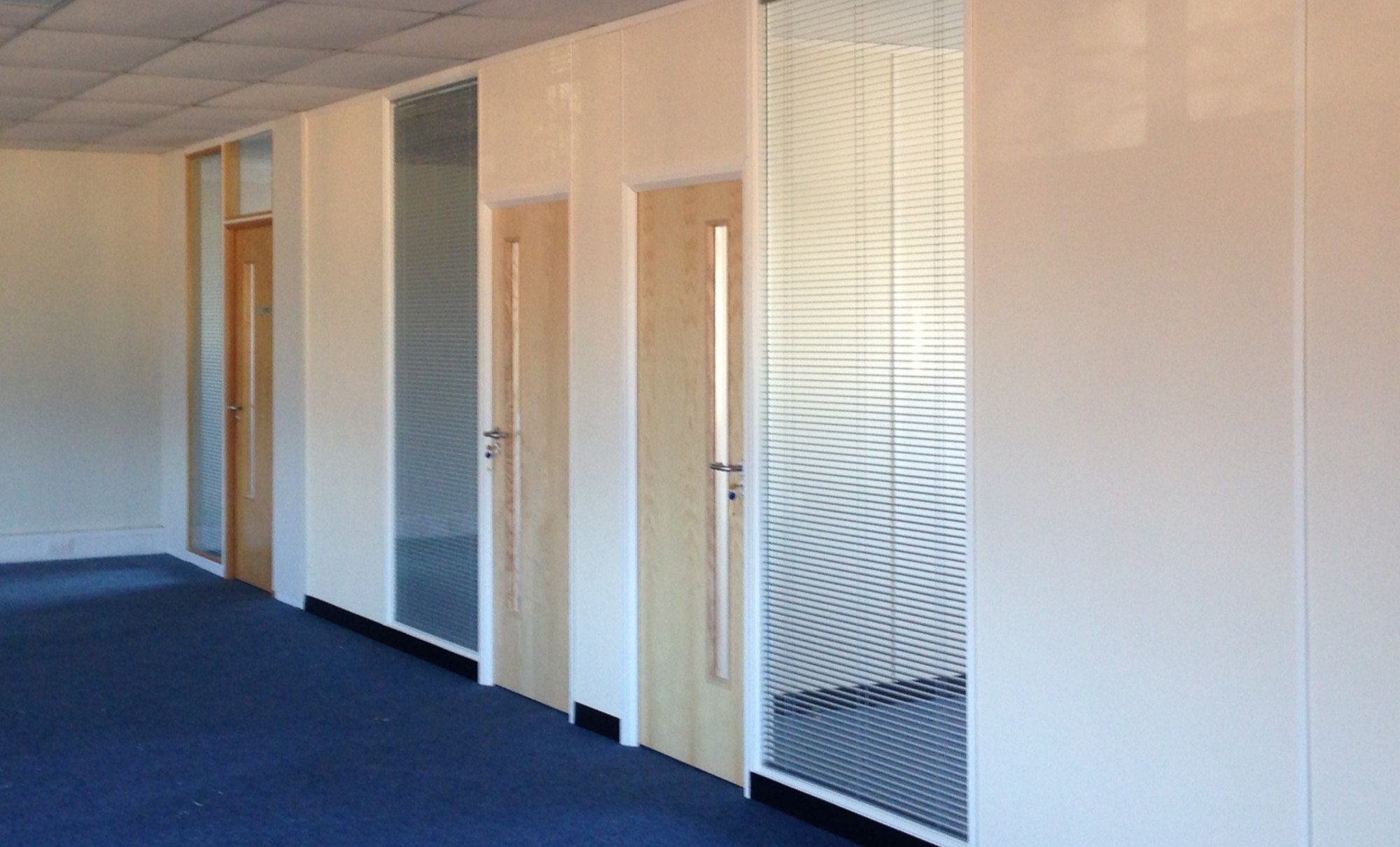 Age UK Office Partitioning