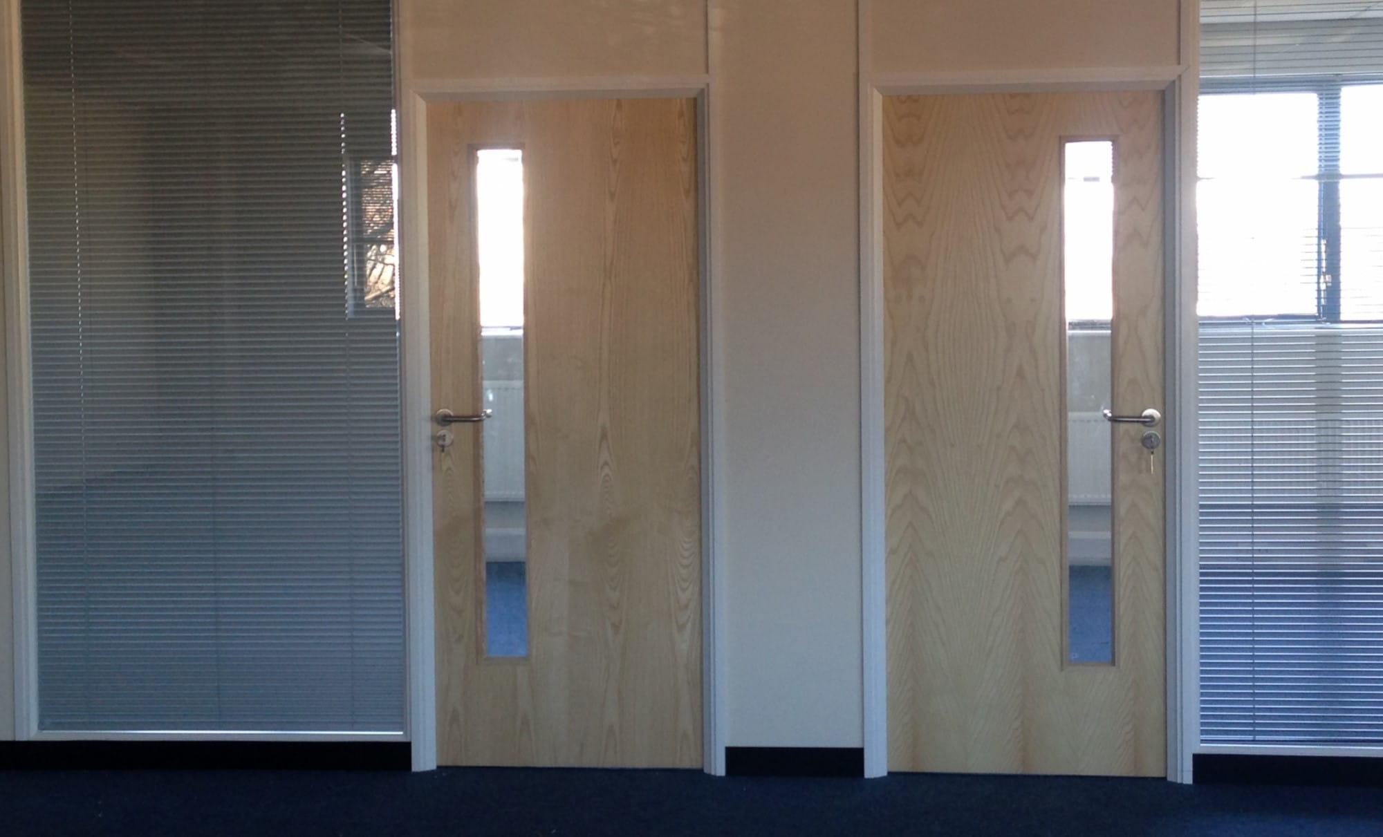 Office Partitioning at Doncaster