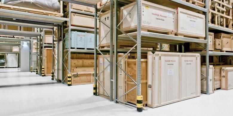 p90 standard wide aisle Pallet Racking