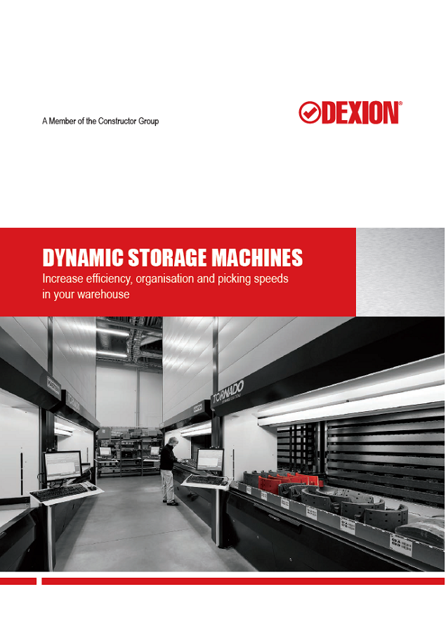 Dexion Dynamic Storage Machines