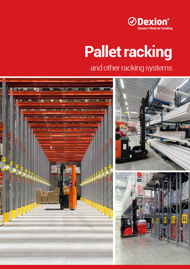 Dexion Pallet Racking Brochure