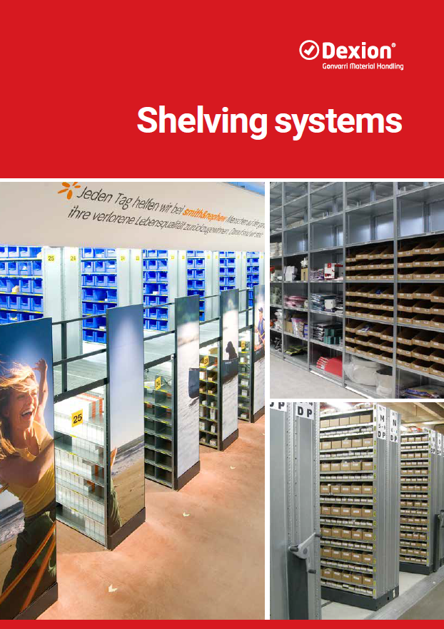 Dexion Shelving Brochure