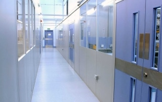 Elan Industrial Partitioning