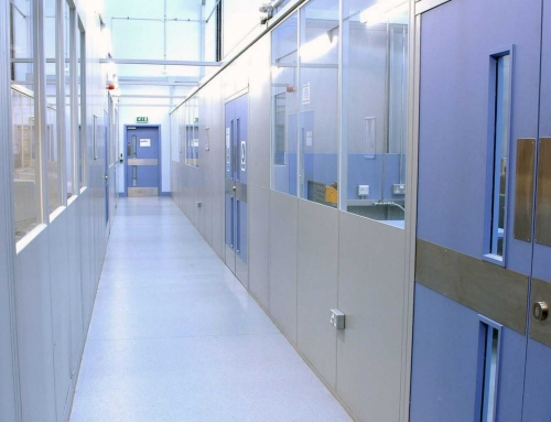 Industrial Partitioning