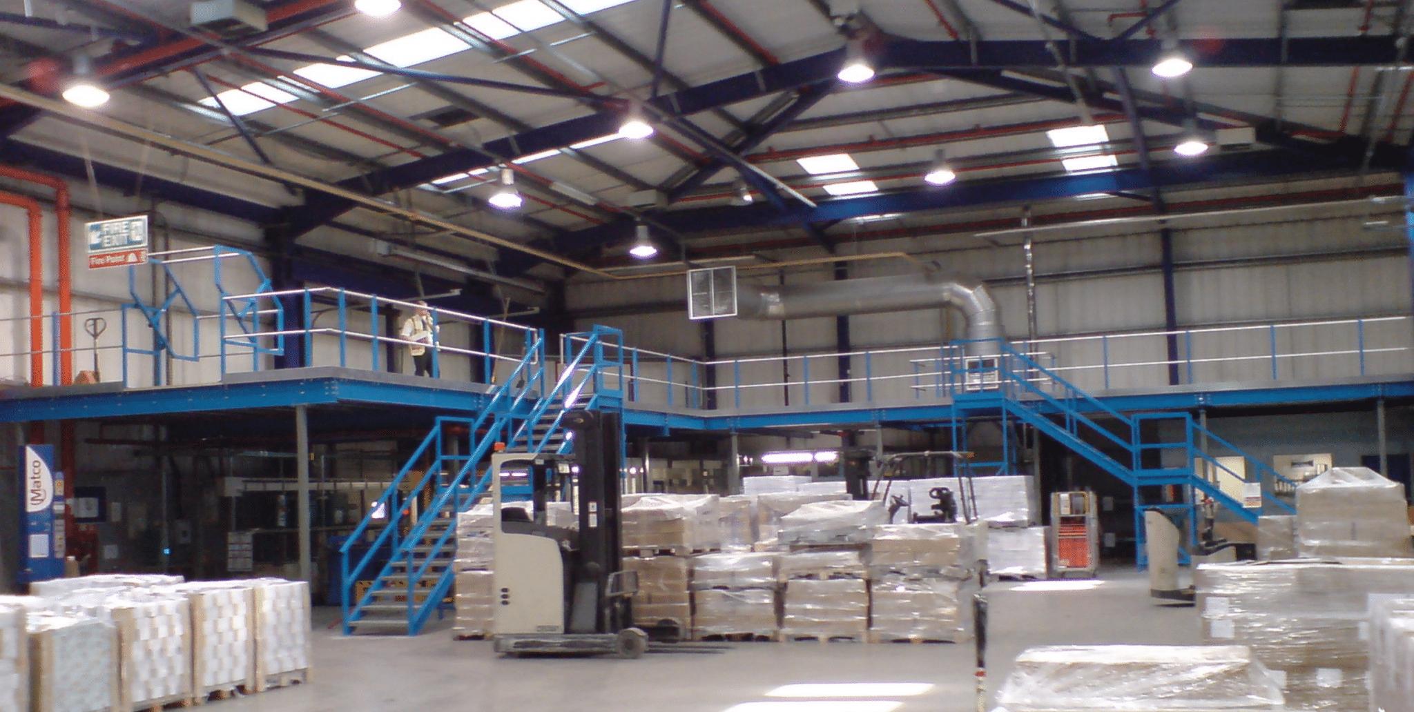 Mezzanine Floor Considerations