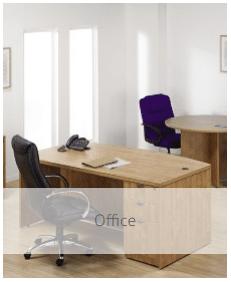 Office furniture, storage, equipment