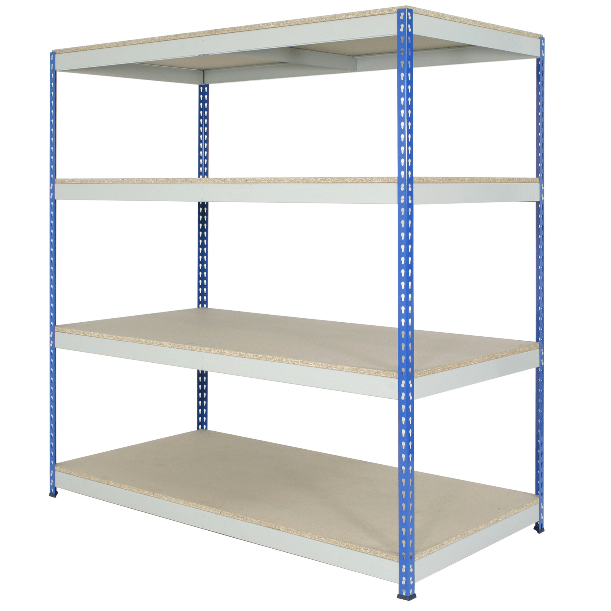 Rivet Shelving Bay