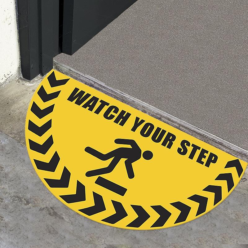 doorway markers Floor Labelling