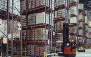 Pallet Storage Rates