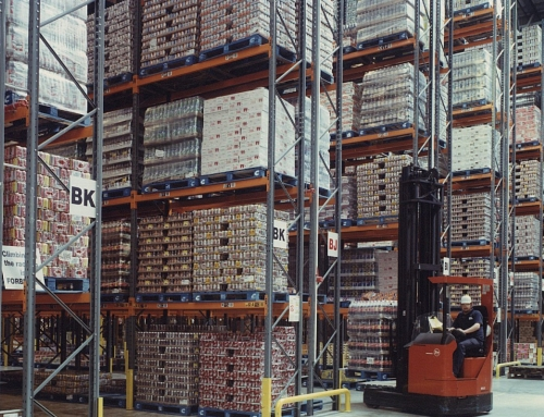 Pallet Storage Rates – What Should You Be Paying?
